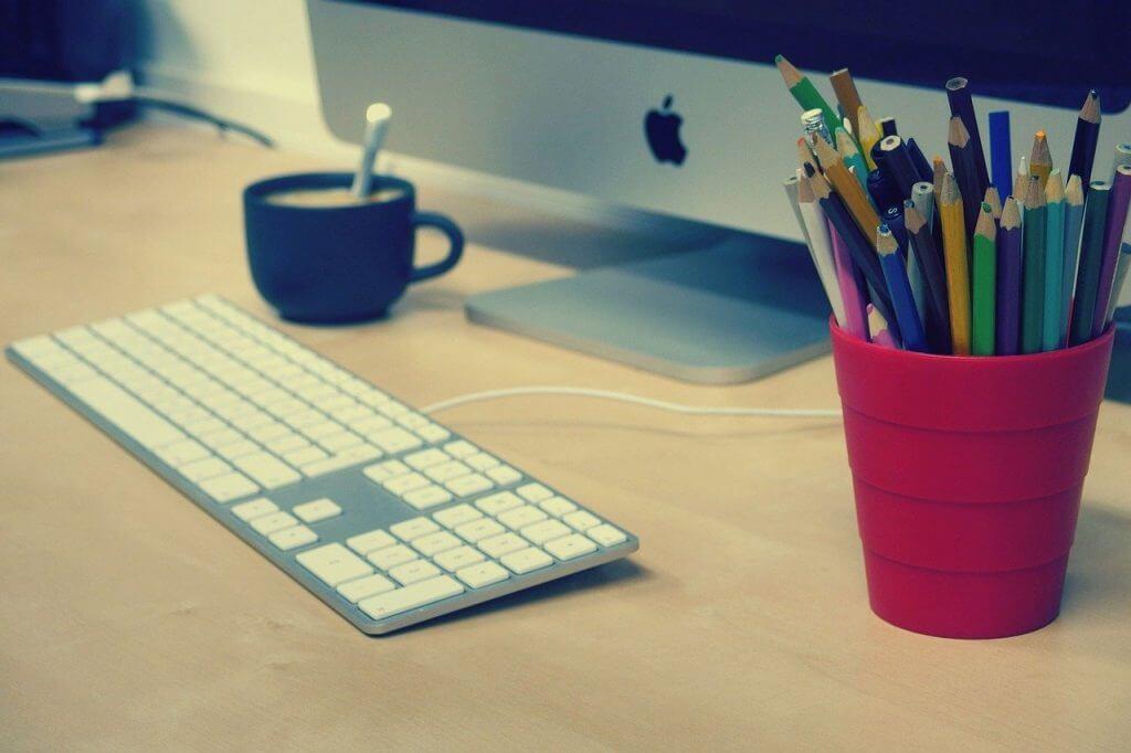 Home Office Pc Computer Screen  - marvorel / Pixabay